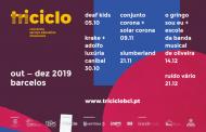 """""""triciclo"""" regressa com três meses de música em Barcelos"""