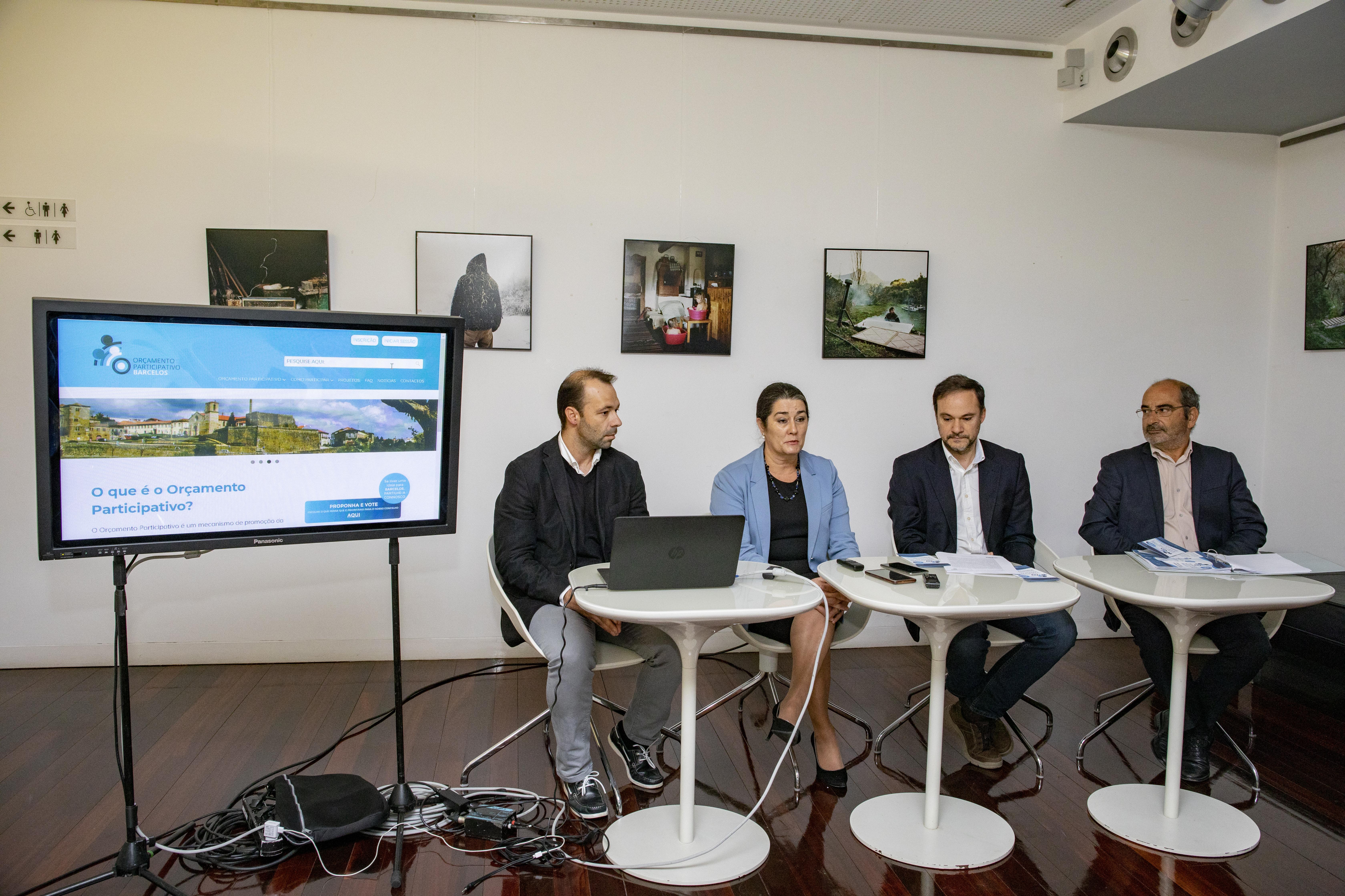 Orçamento Participativo aberto às sugestões dos barcelenses