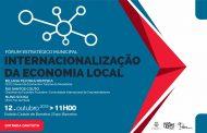 Fórum Estratégico Municipal arranca com sessão dedicada à economia