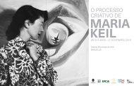 """""""O Processo Criativo de Maria Keil"""" inaugurado pela Ministra da Cultura"""