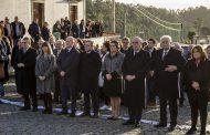 Executivo municipal marcou presença na cerimónia de transladação de D. António Barroso