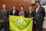 município de barcelos recebe bandeira de municí...