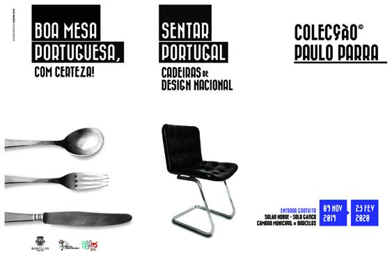 Obras da coleção Paulo Parra em exposição nos Paços do Concelho