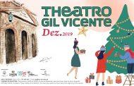 Natal marca a programação de dezembro do Theatro Gil Vicente