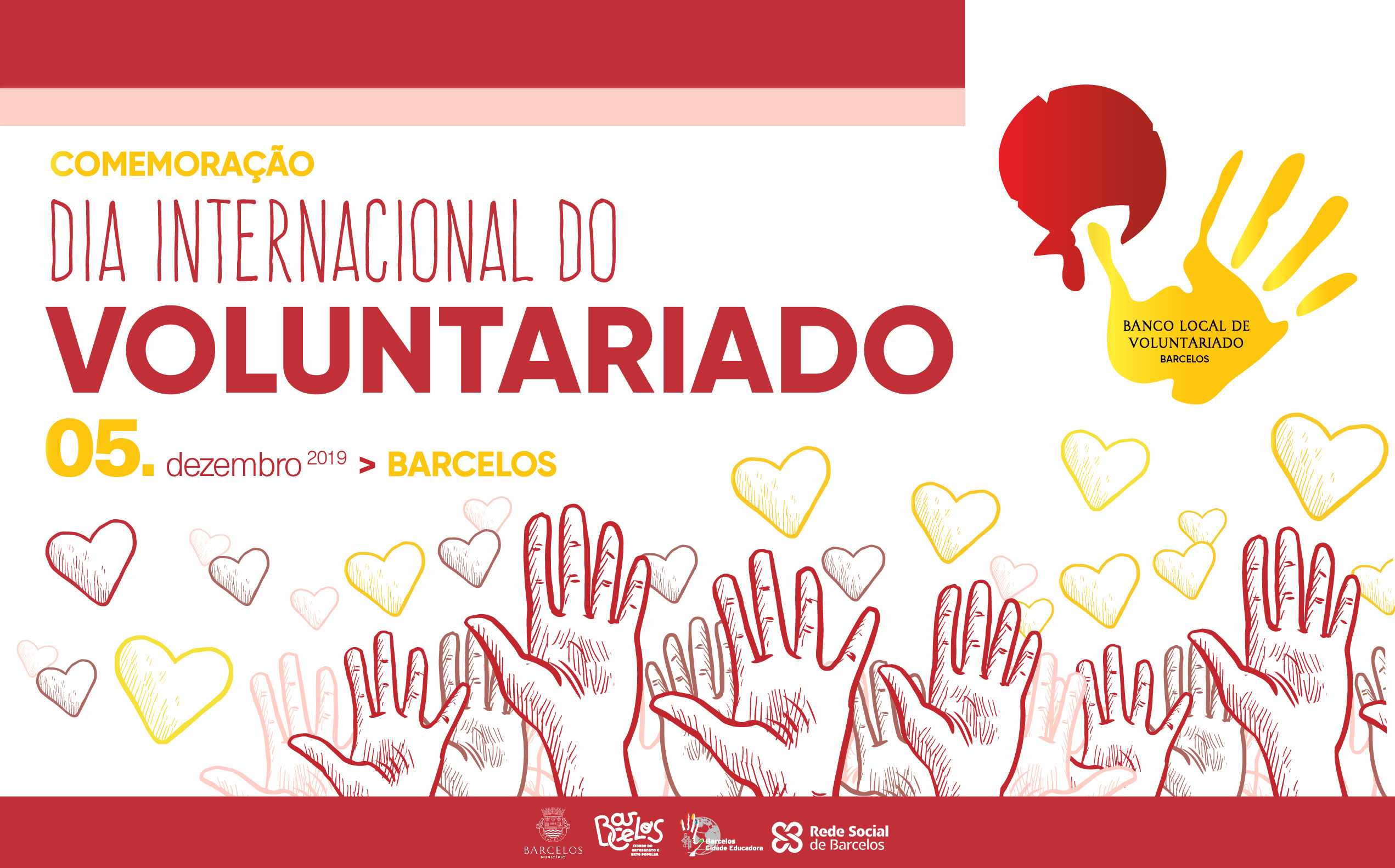 Barcelos comemora Dia Internacional do Voluntariado