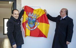 presidente da câmara municipal inaugura casa mo...