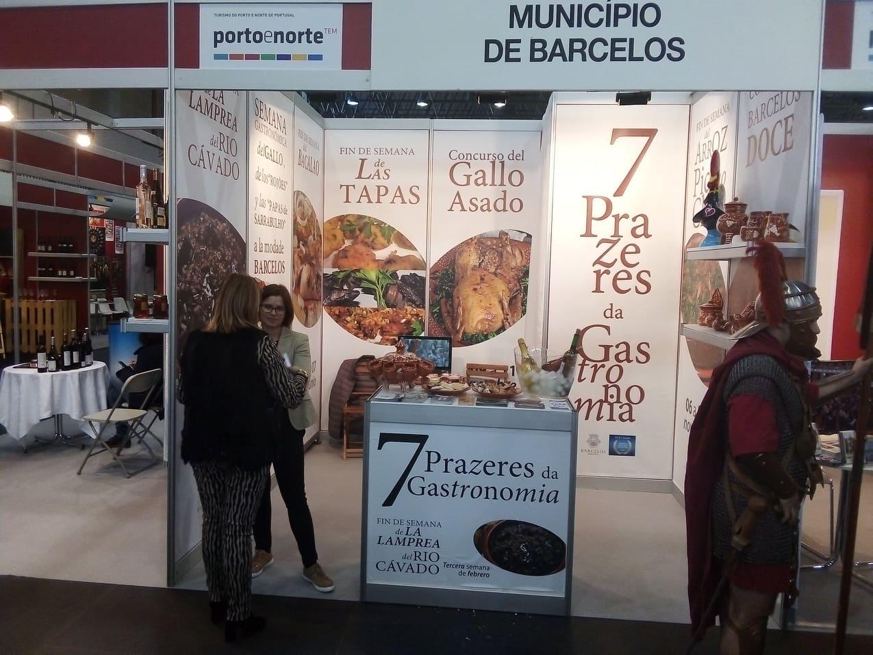 Barcelos participa na 21ª edição da feira Xantar
