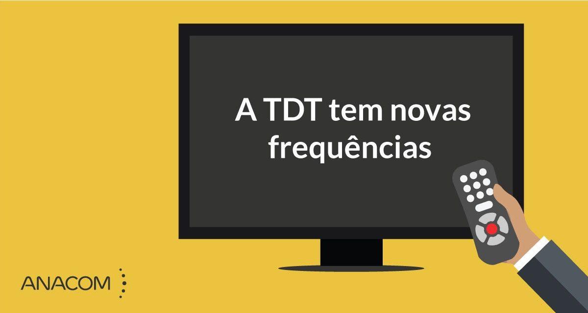 TDT vai mudar de frequência sem custos para os consumidores