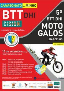 5º BTT DHI MOTO GALOS / 4º Campeonato do Minho de BTT DHI - CISION