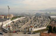 Cemitério Municipal e Parque de Estacionamento encerram