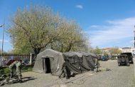 câmara municipal cede tendas e monoblocos ao ho...