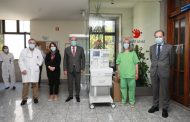 câmara municipal oferece equipamentos ao hospit...