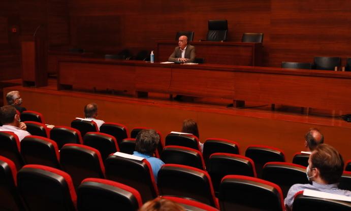 Presidente da Câmara elogia trabalho dos presidentes das juntas de freguesia e alerta para efeitos negativos da pandemia