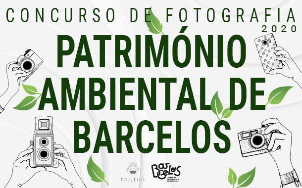 """Município promove concurso """"Património Ambiental de Barcelos"""""""