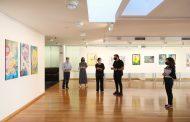 """Exposição """"Doze D'Arte"""" na Galeria Municipal de Arte"""