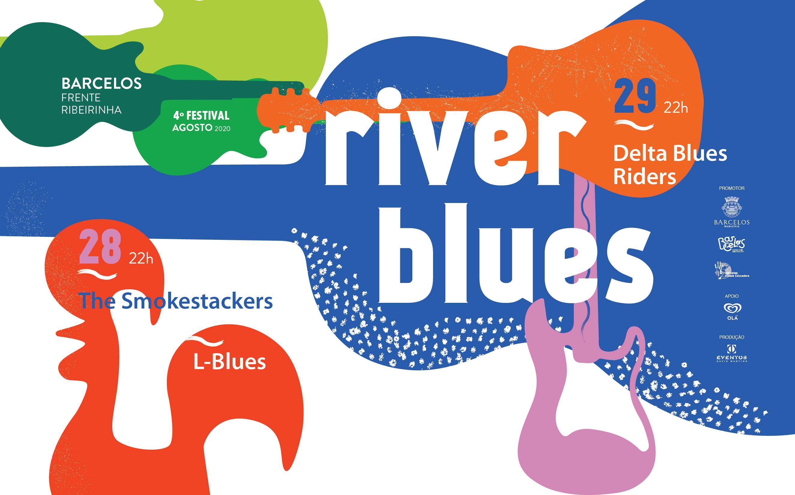 River Blues regressa a Barcelos