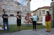 """Obra inspirada na """"Batalha das Flores"""" homenageia a cerâmica e a olaria barcelenses"""