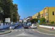 alterações de trânsito na rua cândido da cunha ...