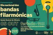barcelos comemora dia nacional das bandas filar...