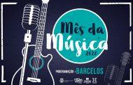 """""""Mês da Música"""" com muitas propostas em Barcelos durante o mês de outubro"""