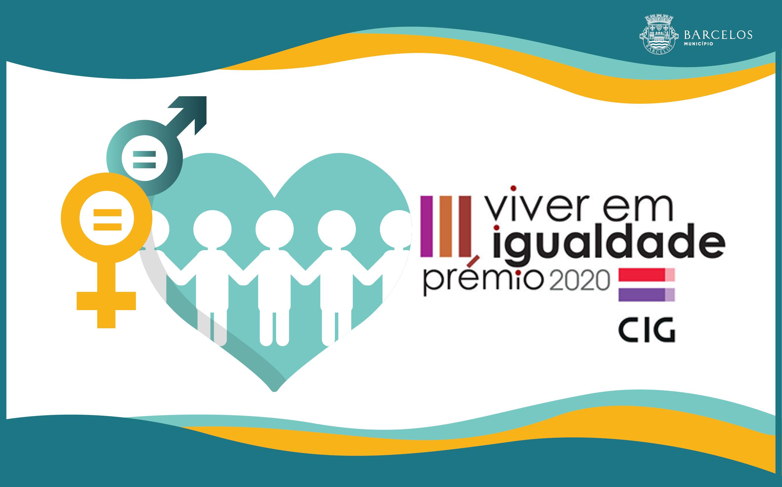 Município de Barcelos distinguido com o Prémio Viver em Igualdade