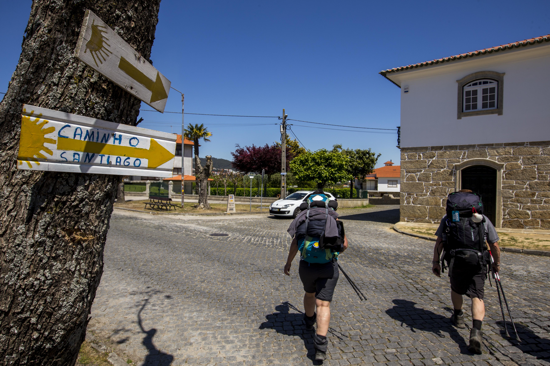 Património de Barcelos ao longo do Caminho de Santiago em guia do Eixo Atlântico