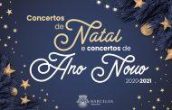 Município promove ciclo de concertos de Natal e cantares dos Reis