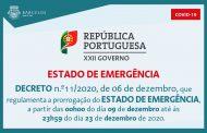 decreto n.º11/2020, de 6 de dezembro, que regul...