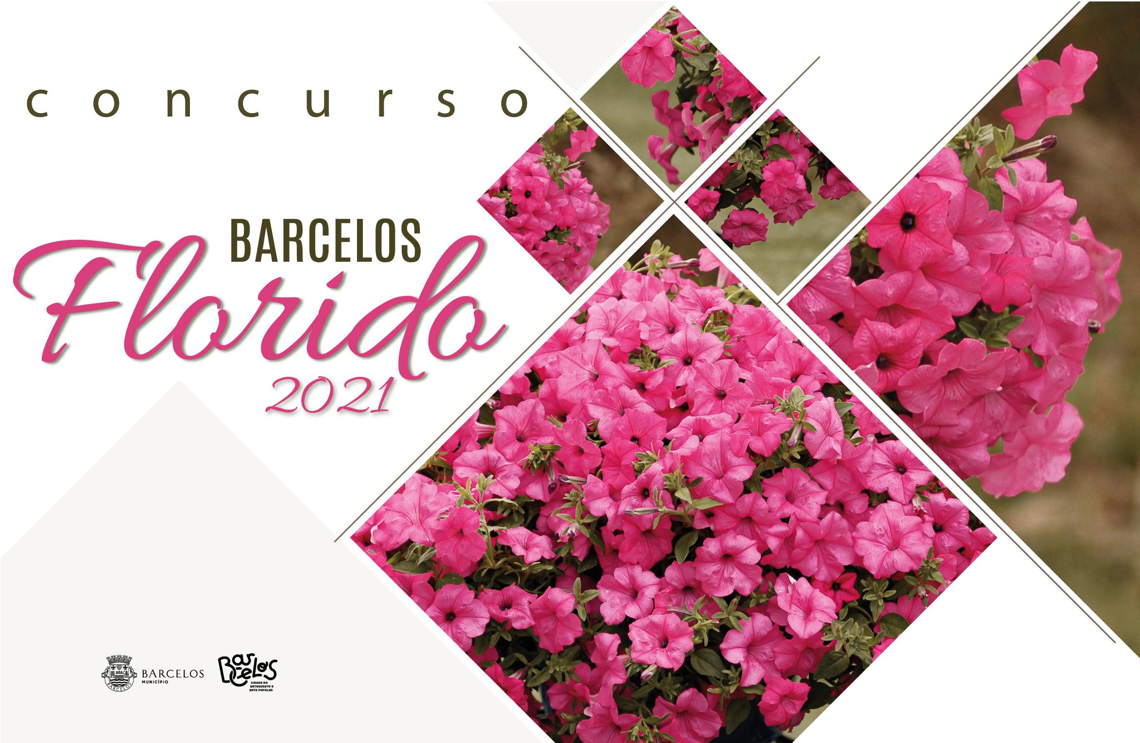 Concurso Barcelos Florido está de volta e promete colorir as ruas da cidade