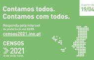 Censos 2021 realizam-se a partir de abril