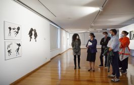"""exposição de desenhos """"do esquisso ao esquema"""" ..."""