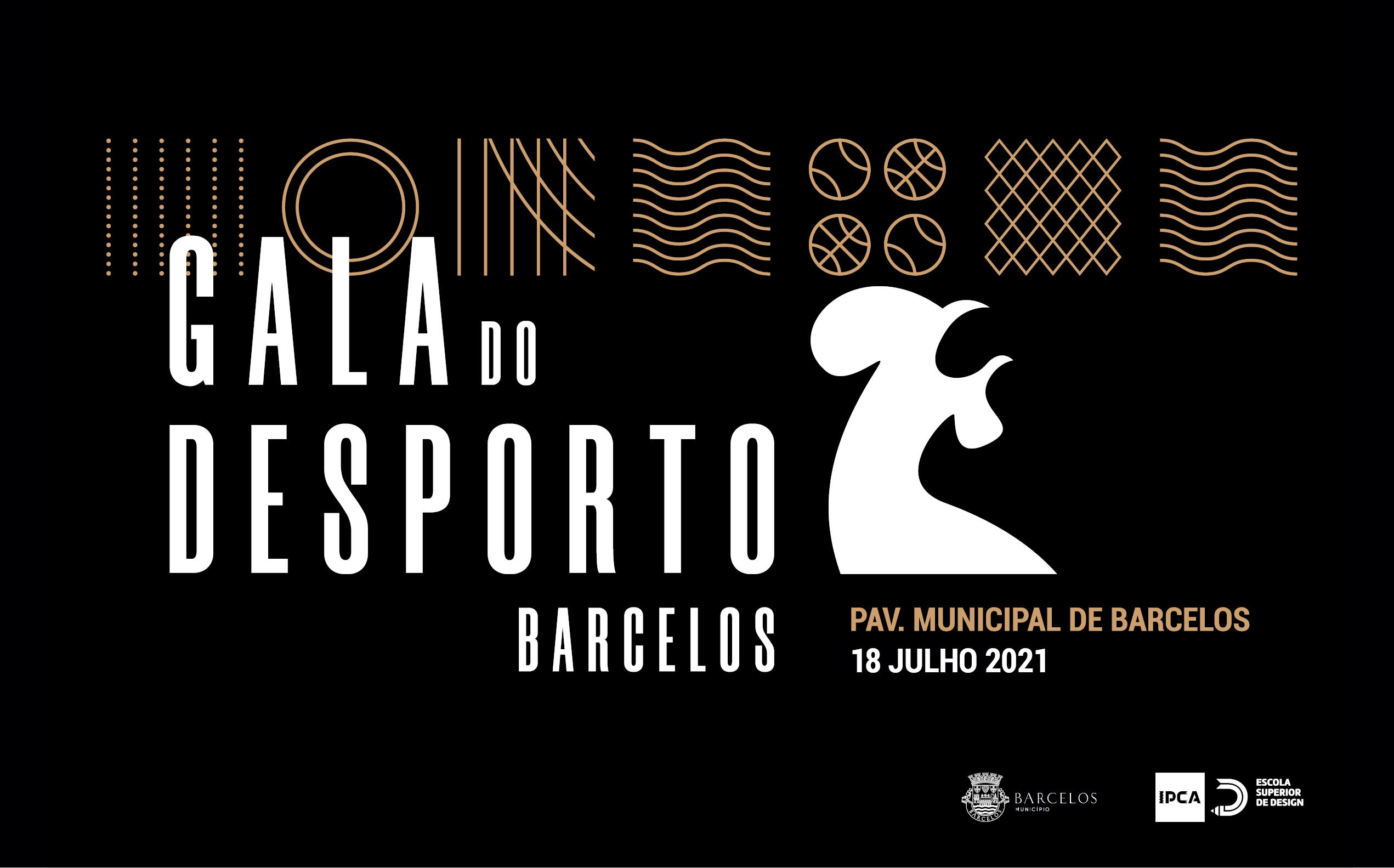 Atletas barcelenses já se podem inscrever na Gala do Desporto a realizar em julho