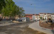 Plano de sinalização e desvios no Campo S. José devido a obras