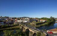 requalificação pedonal da ponte medieval e ruas...