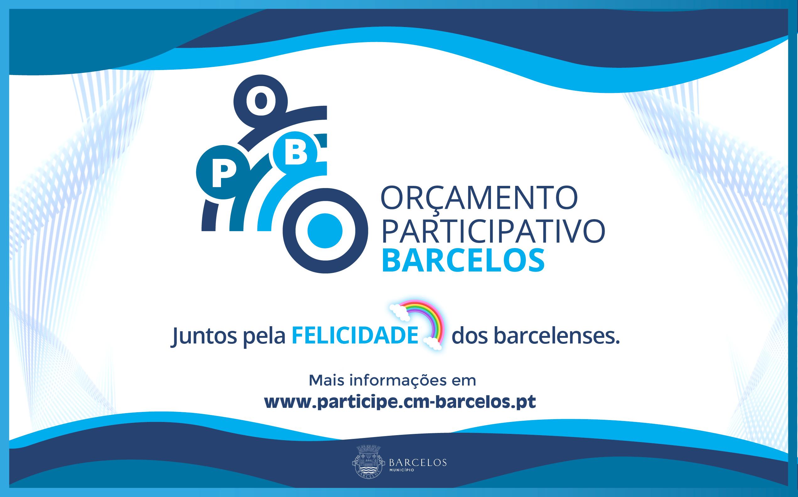 Apurados os projetos vencedores da segunda edição do Orçamento Participativo de Barcelos