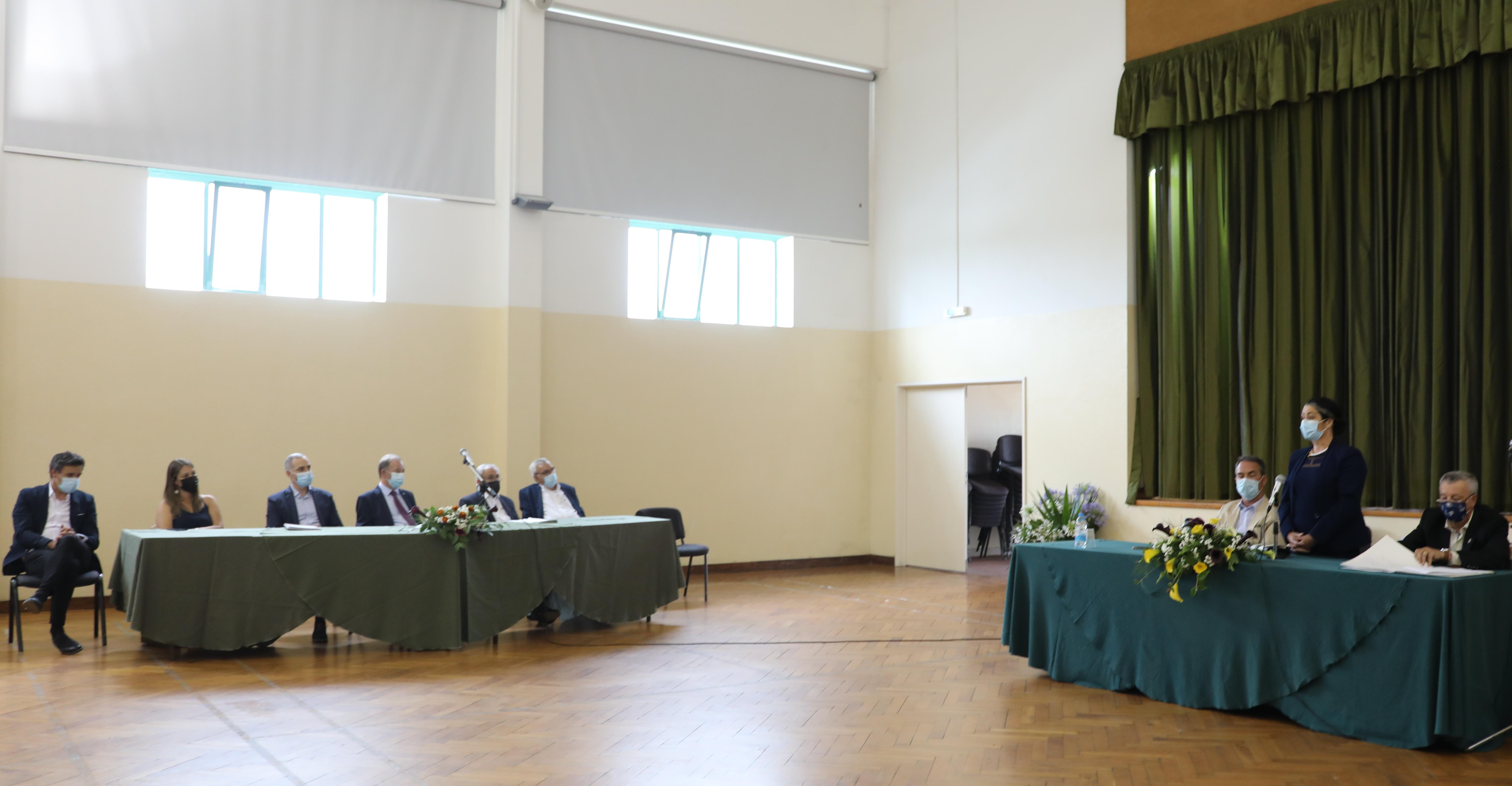 José Lemos tomou posse como Presidente da Direção dos Bombeiros Voluntários de Viatodos