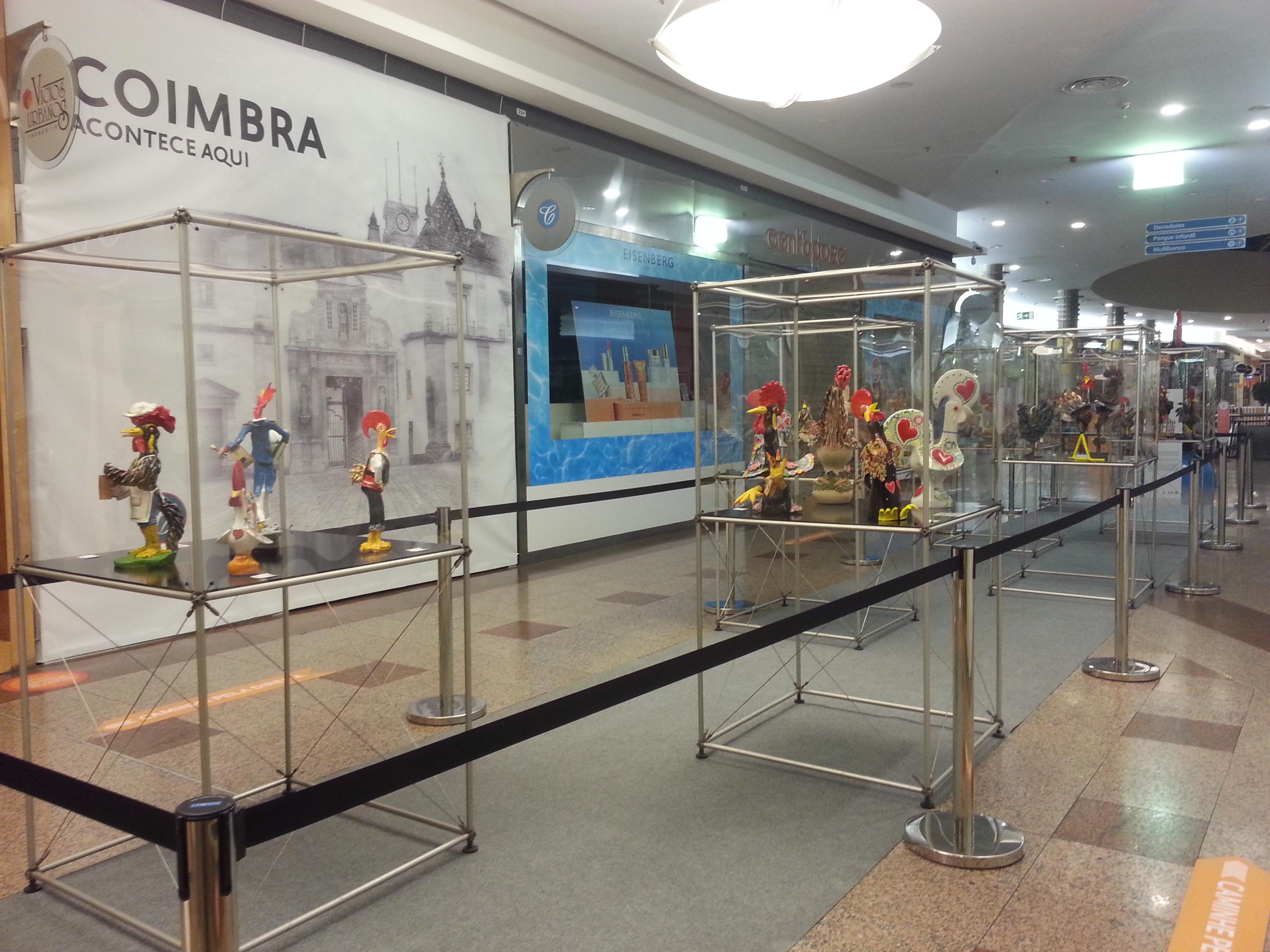 Há artesanato barcelense para apreciar em vários espaços comerciais