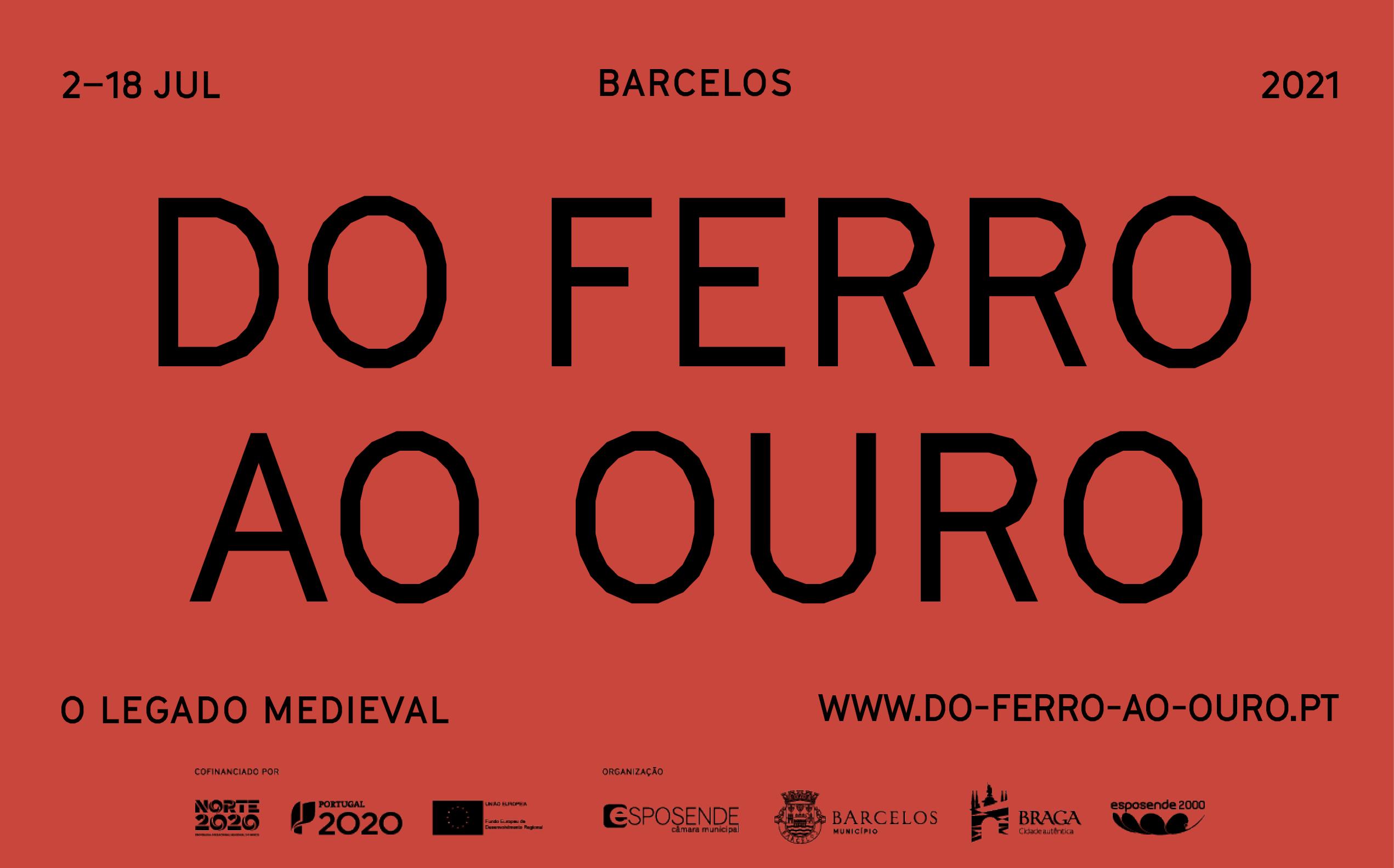 'Do Ferro ao Ouro' inicia viagem ao Legado Medieval em Barcelos