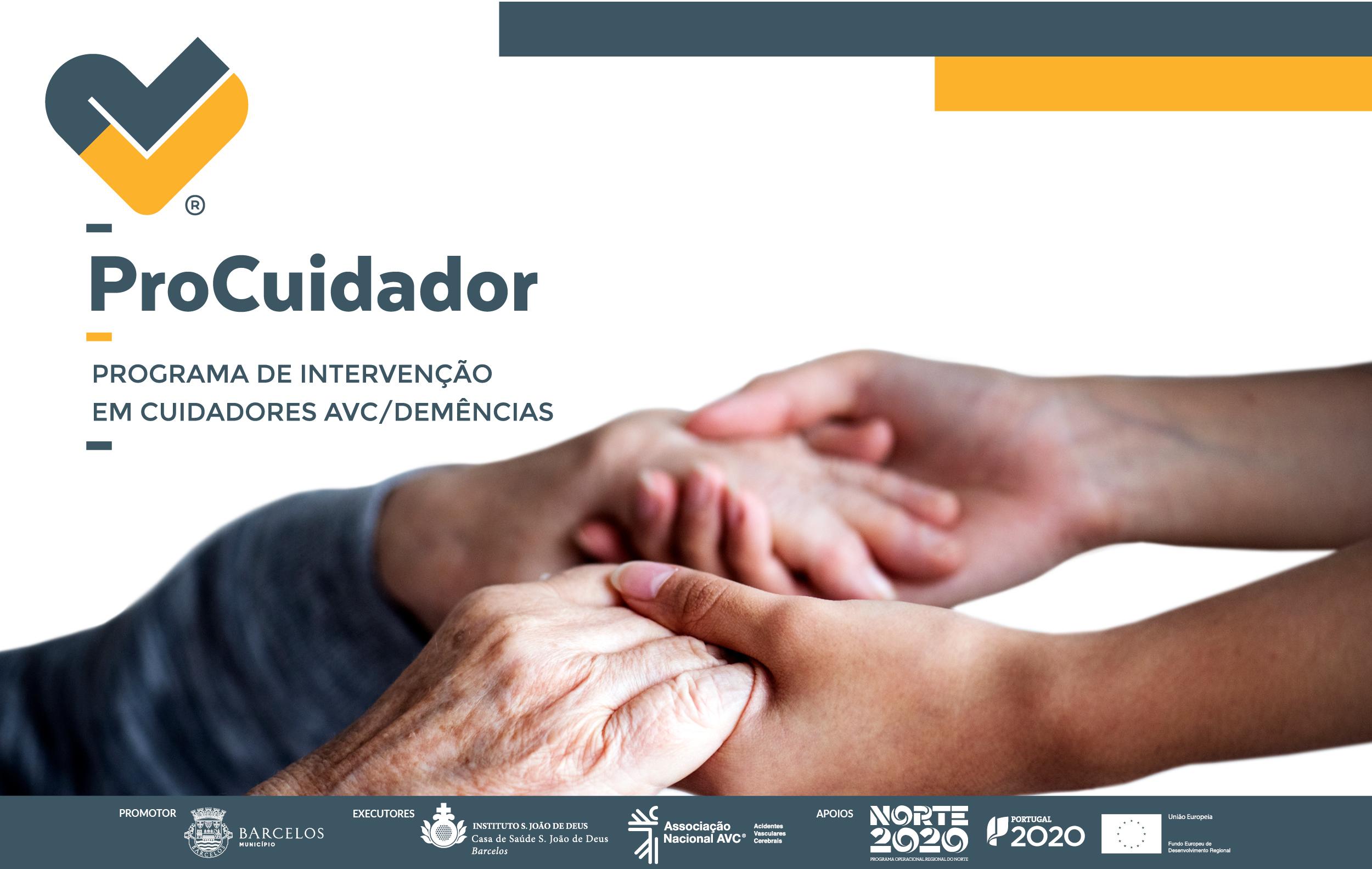 Barcelos dispõe de resposta dirigida a cuidadores informais