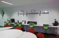 novo espaço de experimentação e desenvolvimento...