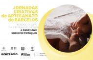 """Município de Barcelos promove Jornadas criativas de artesanato de Barcelos ,""""O Bordado de Crivo a Património Imaterial Português"""""""