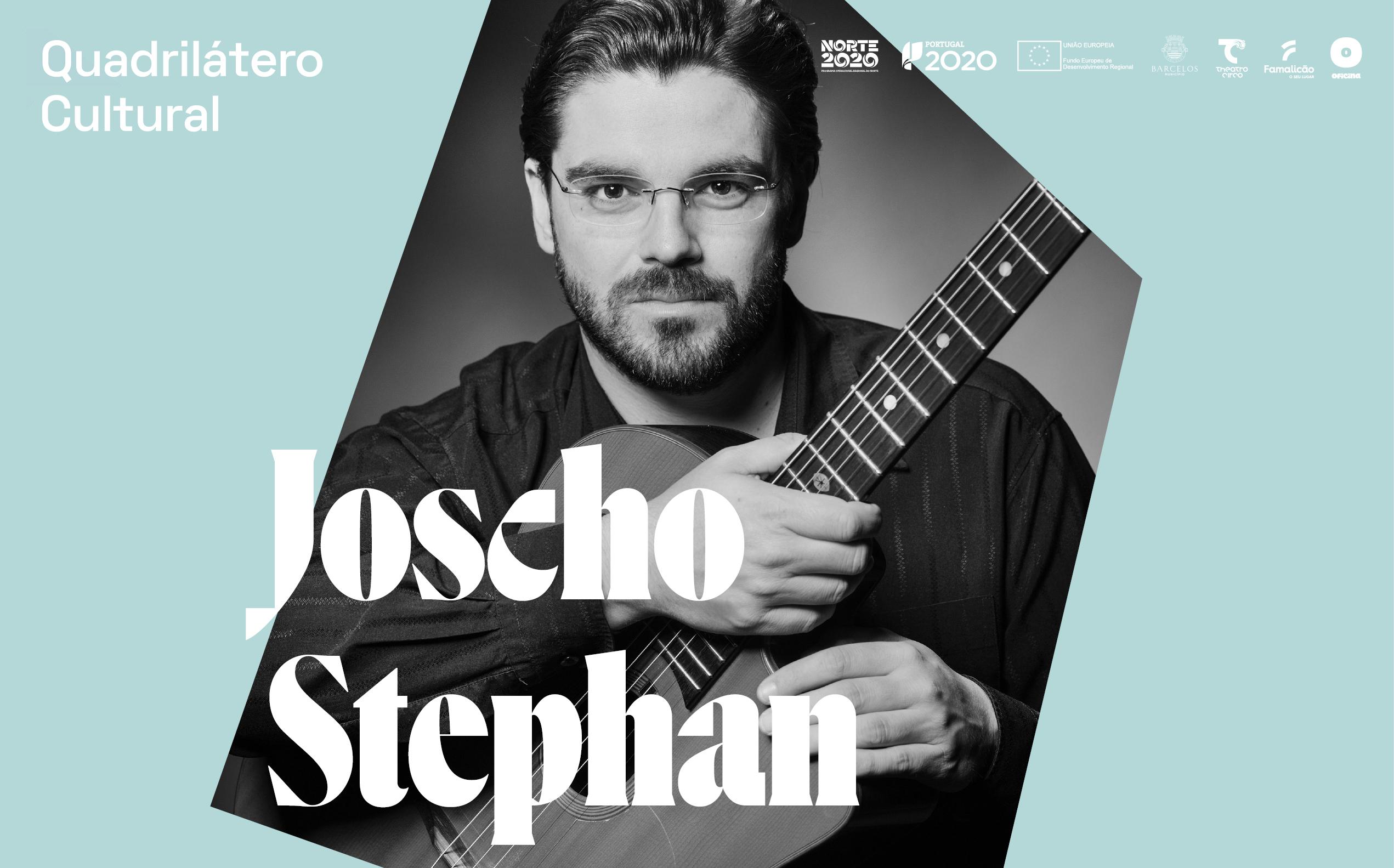 Espetáculo de Joscho Stephan estreia em Barcelos com masterclass com músicos locais
