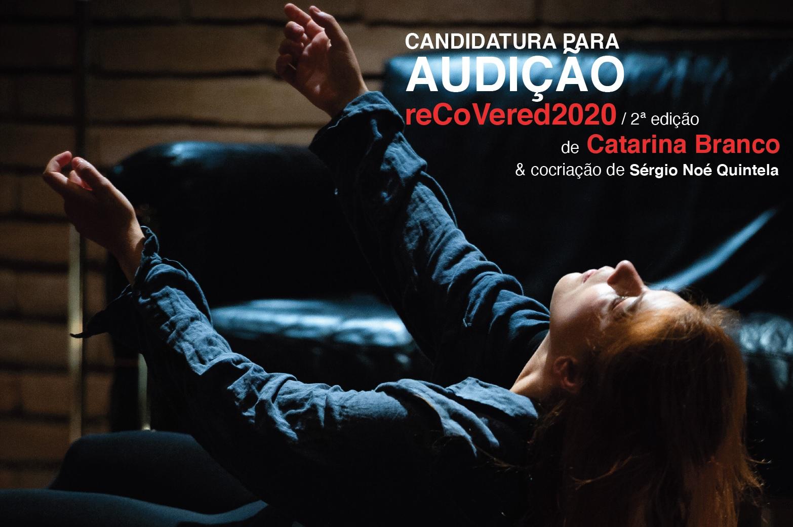 """Barcelos recebe 2ª edição do projeto """"reCoVered2020"""" da coreógrafa Catarina Branco"""