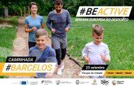 Município de Barcelos associa-se à Semana Europeia do Desporto com atividade física