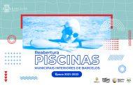 Pré-inscrições para a nova época desportiva nas piscinas municipais no site do Município