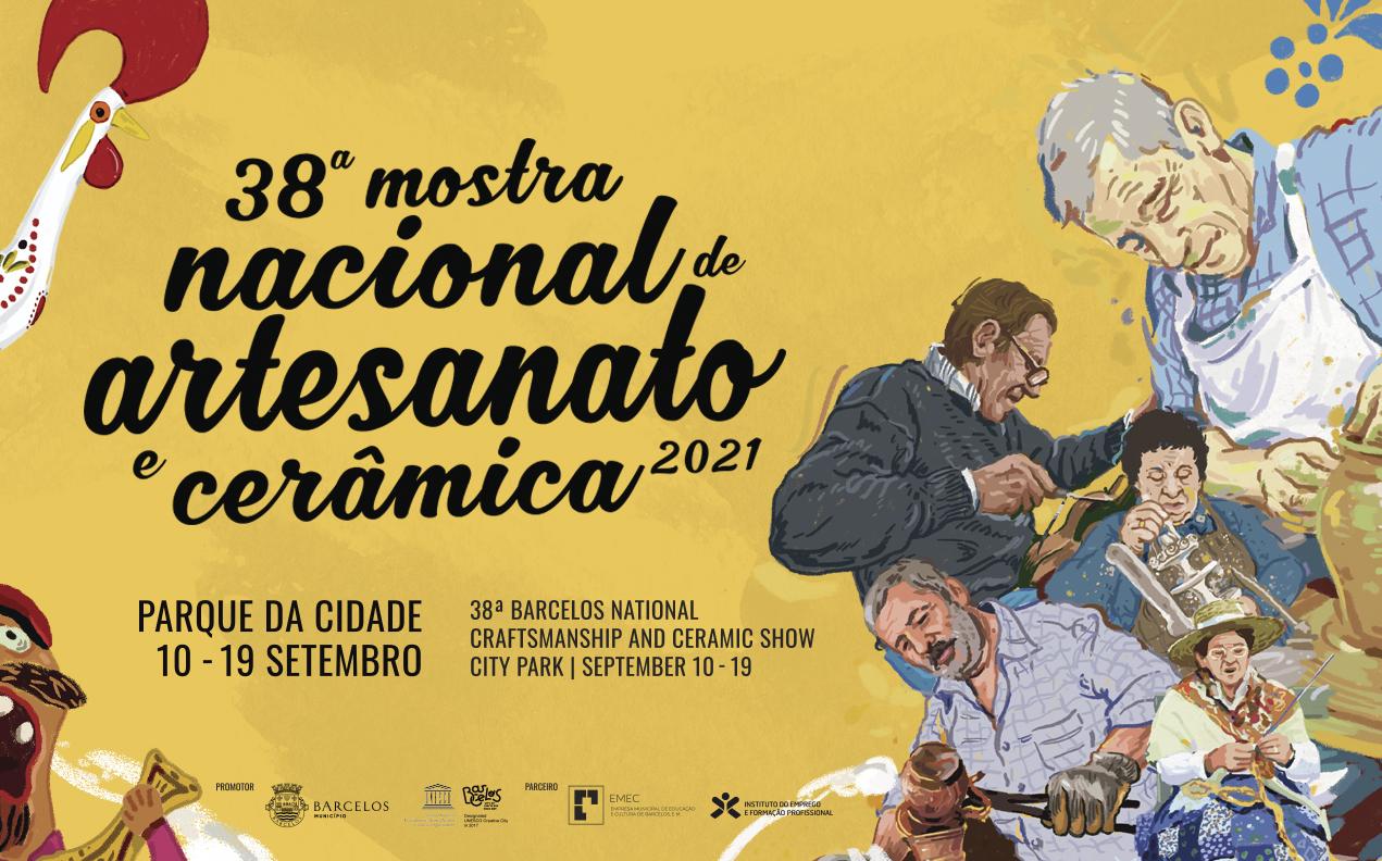 38.ª Mostra de Artesanato e Cerâmica de Barcelos