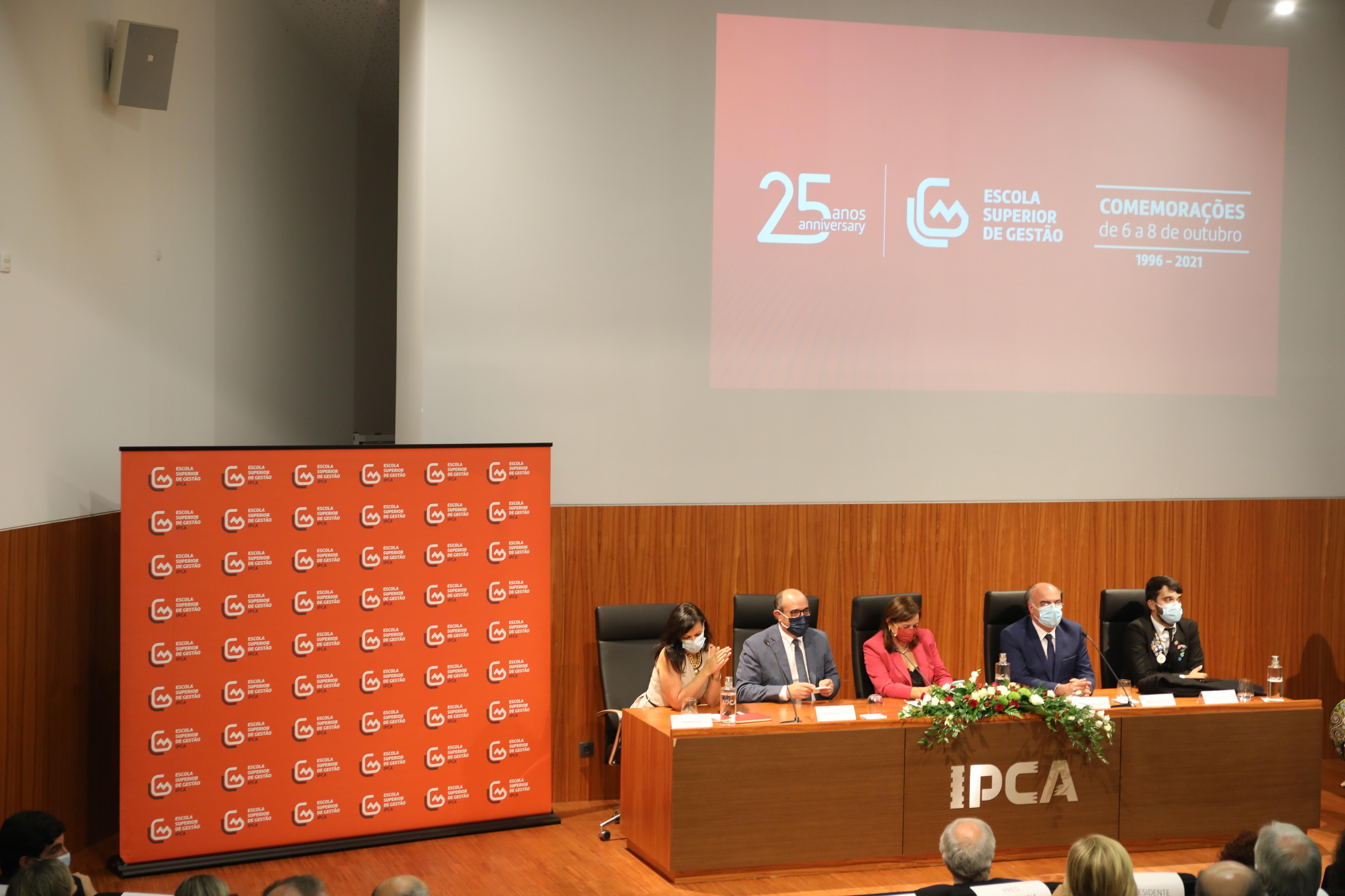 Escola Superior de Gestão do IPCA comemorou 25 anos