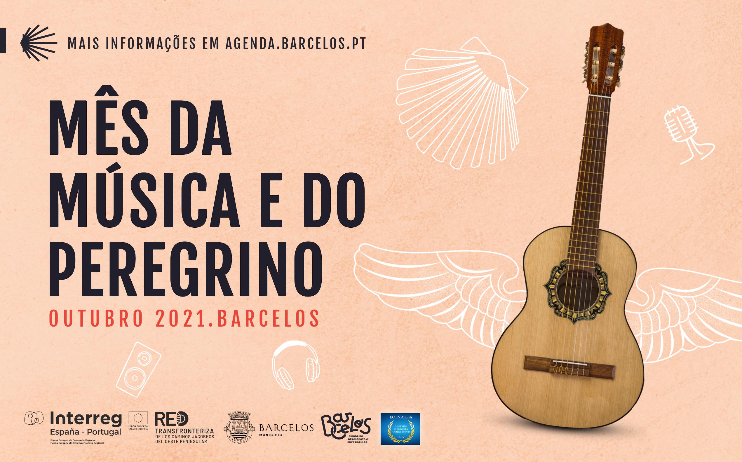 Município de Barcelos comemora Mês da Música e do Peregrino com várias iniciativas